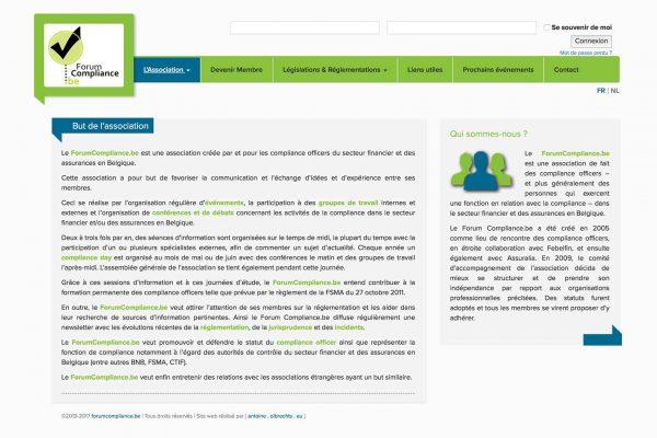 Forum Compliance