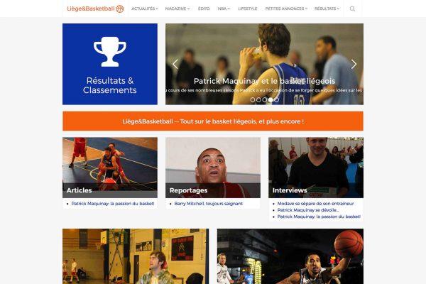 Liège&Basketball