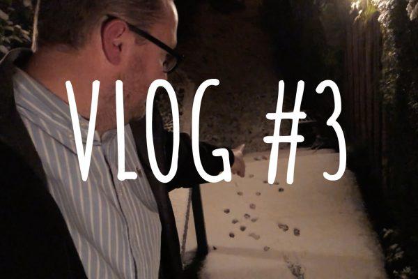 Le VLOG #3 — Un barbecue sous la neige !