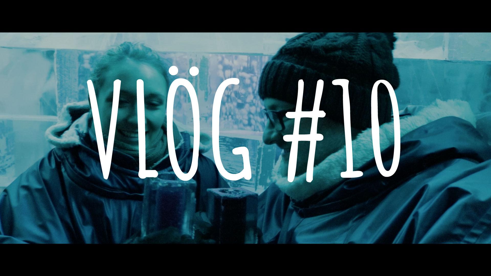 Le VLÖG #10 : -5° dans un bar de glace !! 🇸🇪