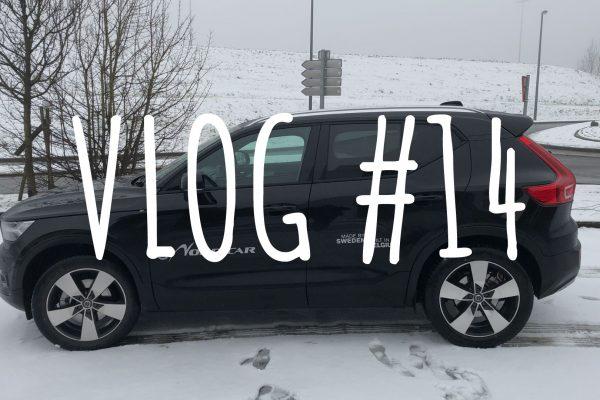 Le VLOG #14 — [ TEST ] Mon essai de la Volvo XC40 🚙