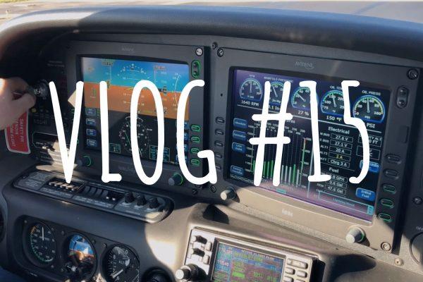 Le VLOG #15 — On s'envole à bord d'un avion privé Cirrus SR22 ✈️