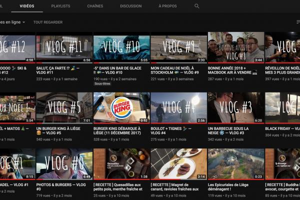 Pourquoi s'abonner à ma chaîne YouTube ?