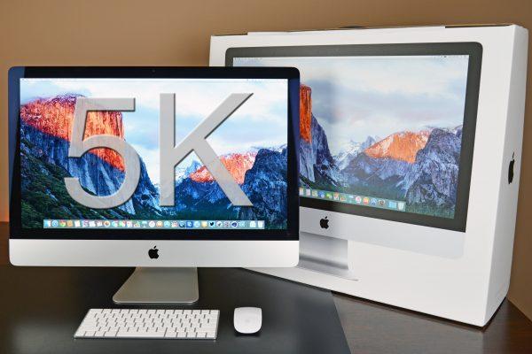 [VENDU] iMac Retina 5K Core i5 3.5Ghz à vendre 🖥
