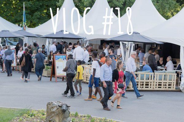 Le VLOG #18 — Les Epicuriales de Liège 2018 🍽