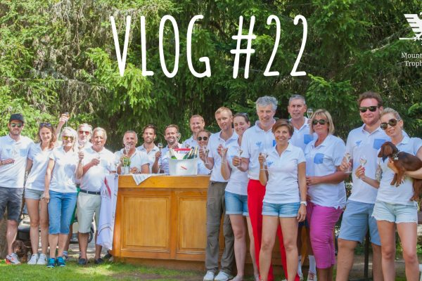 Le VLOG #22 — Le Mountain Golf Trophy 2018 à Crans-Montana 🇨🇭