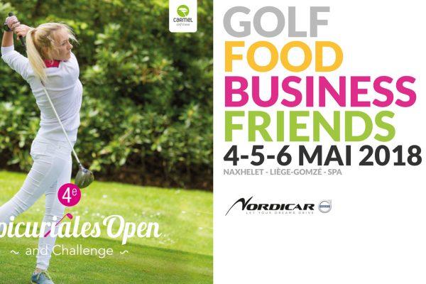 Epicuriales Open de golf 2018 : derniers jours pour s'inscrire !