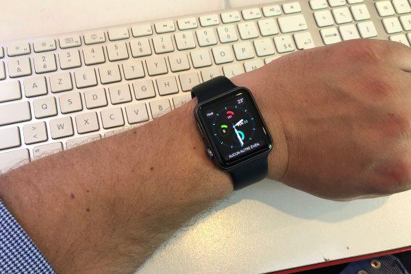Comment mon Apple Watch est (re)devenue … une montre ⌚️